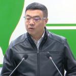 批譚德塞對中國抵死效忠 卓榮泰:只敢誣罵台灣就是你的歧視跟懦弱!