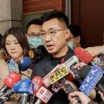 兩岸應尋求新共識 江啟臣:「民主優勢」與「台灣優先」的態度絕對要守住