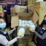 新北藥局驚傳販售不明囤積口罩!調查局一舉查獲數十萬片