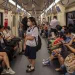 「有人沒戴口罩在咳嗽!」日乘客按下緊急通報鈕,福岡地鐵緊急停車處理