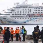 武漢肺炎風暴》寶瓶星號採檢全陰性 全船128名旅客可以回家了