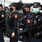 台北燈節今開幕!警方出動警犬、空拍機攔截槍維安 霹靂小組全戴口罩