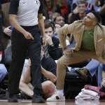 NBA》如何攻擊像戈貝爾這樣的大個子? 威少:他沒有什麼不一樣