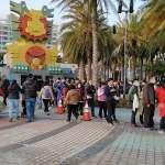 台灣燈會大眾運輸接駁 開幕週末破93萬人次