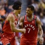 NBA》暴龍團隊命中率破5成續寫15連勝 成加拿大史上之最