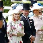 英國王室家變不斷!女王外孫菲利普斯驚傳婚變,將與結縭12年妻子離婚