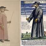 在瘟疫橫行的中古歐洲,醫生該如何自保?名醫發明了這套看起來超詭異的「鳥人裝」