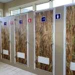 中市修繕公園老舊公廁 提供舒適如廁空間