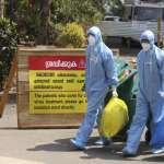 新冠肺炎風暴》印度送醫療物資到武漢 專機返程順便撤僑