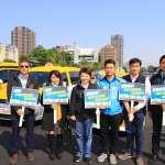 中市協助計程車防疫消毒 盧秀燕:全力落實防疫