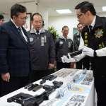 桃市警方攻堅查獲大批槍彈 鄭文燦肯定查緝專業,免於駁火槍戰