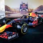 F1賽車現身台中 即日起到3/1府前廣場展示