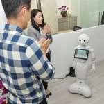 立委高虹安啟用機器人助理 來賓蔣萬安被「認證」只有25歲