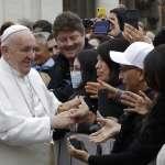 天主教會性別平權大躍進》教宗方濟各宣示:我支持同性伴侶「民事結合」!