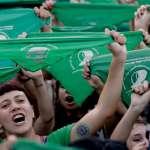 捍衛女性身體自主權!阿根廷有望寫下性別平權里程碑 將成拉丁美洲首個墮胎合法化的主要國家