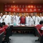竹縣醫療體系防疫整備到位 楊文科請民眾放心