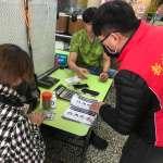 防疫無缺口 新北勞工局擴大東南亞商店及小吃街防疫宣導