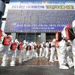 南韓確診破4千例!新天地教會引爆慘烈疫情,大邱與慶尚北道共3705人染病