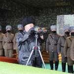 就算戴口罩也要射飛彈!韓聯社快訊:北韓今發射兩枚不明飛行物