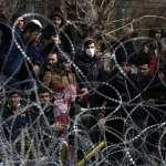 土耳其邊界大開,敘利亞移民湧向歐洲!移民船在希臘國門前翻覆,1男童不治身亡