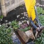 前鎮河中大量死魚 高雄市政府團隊即刻應變