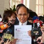 游錫堃報案沒下文怨「巡邏箱還是空的」 黃珊珊:自游就任已巡簽199次