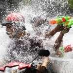 今年潑水節還能同歡嗎?武漢肺炎陰影籠罩 泰國芭達雅等地取消「宋干節」慶祝活動