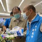 「我是被政治耽誤的好廚師!」韓國瑜化身賣魚郎 開直播促銷石斑魚
