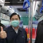 藍38公車駕駛自主健康管理良好 興奮返回工作崗位