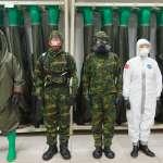 化學兵4級防護服罕見曝光 最高等級具呼吸系統還可抗酸鹼、抗腐蝕
