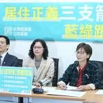 台灣居大不易!民眾黨團提修《房屋稅條例》等3法案 盼落實居住正義
