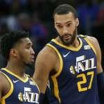 NBA》聯盟頭兩位感染者爵士戈貝爾密契爾 宣布康復擺脫新冠肺炎