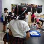用故事點燃潛力!小學生設計掃地機器人、研究仿生科技,都從繪本開始