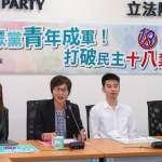 網路社群非藍即綠?民眾黨未來將爭取年輕人中的「沈默多數」