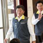 罷韓團體推「洗手罷韓T」 設計師是陳時中之子