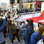 2020東京奧運》聖火到!仙台5萬人不畏疫情爭睹 憂加劇感染風險