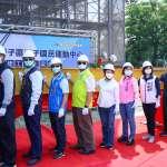 潭子運動中心年底完工 全國首間複合式兒童國運中心