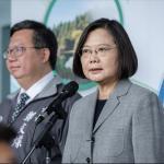 「口罩將日產兩千萬片」 蔡英文:台灣團隊挑戰極限