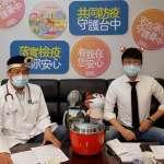 中市府推防疫直播節目 衛生局長化身「曾醫師」教你如何消毒口罩