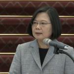 譚德塞稱遭種族歧視 蔡英文回嗆:台灣比你更懂被孤立的滋味