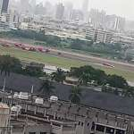 空勤海豚直升機失事重摔斷數節 機上5人均安