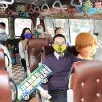 舊城漫遊好方便 宜蘭市幾米觀光巴士開放包車