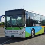 水湳經貿園區自駕巴士試運行 7月開放民眾試乘