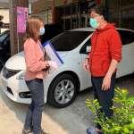 地測所業務需與民眾近距離接觸 中市府落實相關人員防疫工作
