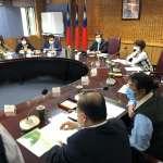 台南市長、立委共組「台南隊」赴教育部爭經費 獲潘文忠承諾