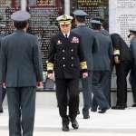 沉寂6天首度現身道歉 海軍司令劉志斌神隱原因曝光