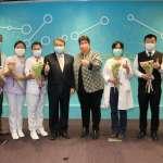 感念台灣捐60萬口罩 荷蘭回贈國花鬱金香獻給台中防疫人員
