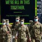 美軍的新冠病毒篩檢順位曝光:核武、航母、反恐部隊優先,入夏有望全體完成測試