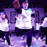 璨禾融合家將與街舞元素  賦予舞蹈新生命