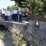 減緩淹水災害 彰化縣府加速汰換老舊護岸